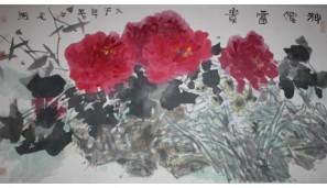 刘书民、卢中见国画艺术联展(一) (21)