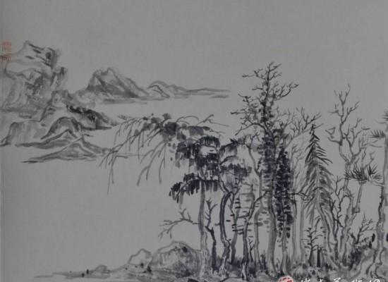 """南城美术家协会赴香港展览之 喻永红"""""""